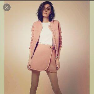 TopShop Airtex Wrap Pelmet Skirt